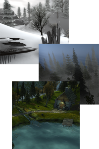 Image of multiple different locations