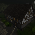 The Tavern WIP screenshot from Pre-Alpha